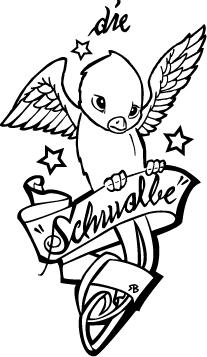 Logo Die Schwalbe