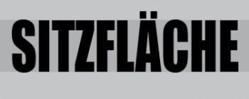Logo Sitzfläche