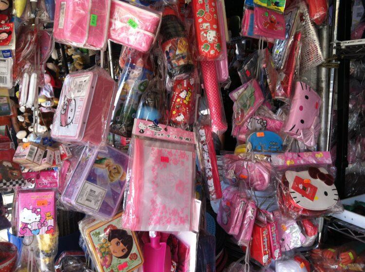 chinesische Billigwaren Spielwaren
