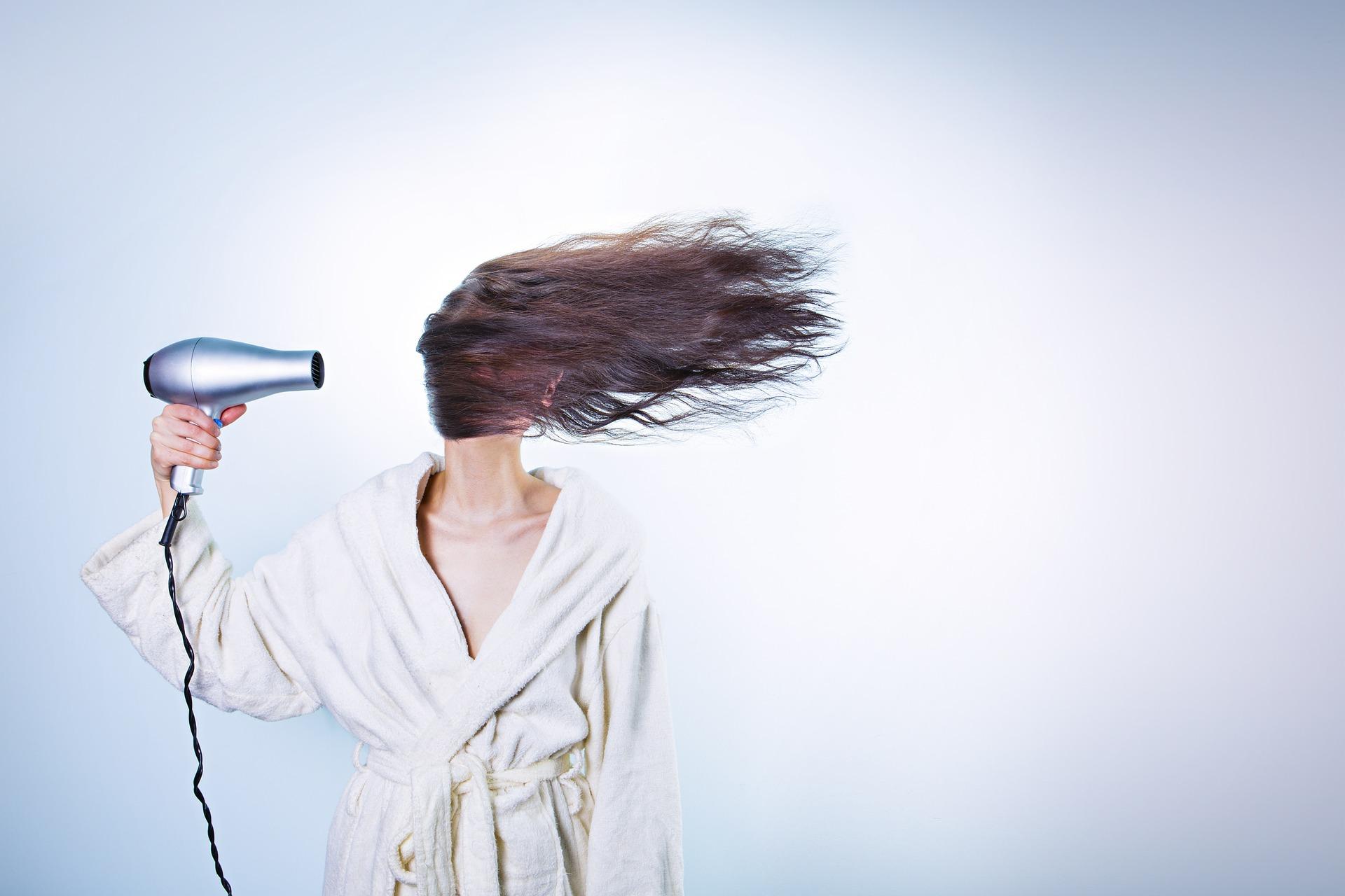 Fön Haare