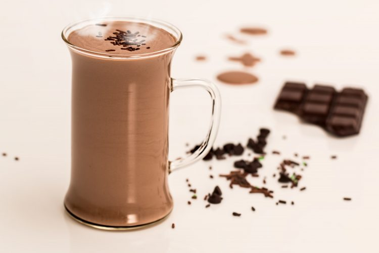 Sojamilch Schokolade