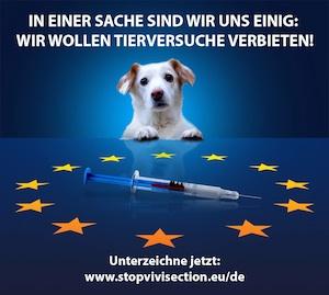 Vereint gegen Tierversuche Kopie http://www.stopvivisection.eu/de