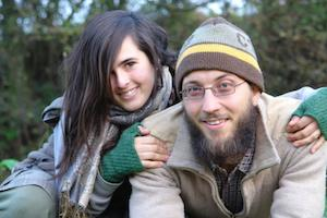 Michael Hart und Lisa Pfleger
