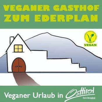 Logo Veganer Gasthof zum Ederplan