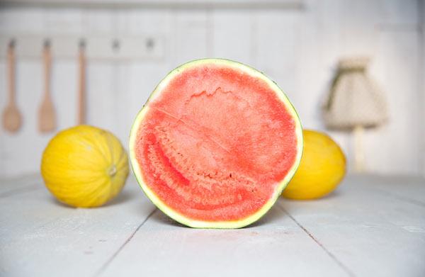 Melone - Foto Russmann