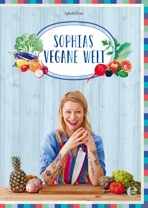 Sophias vegane Welt, erschienen im Edel Verlag