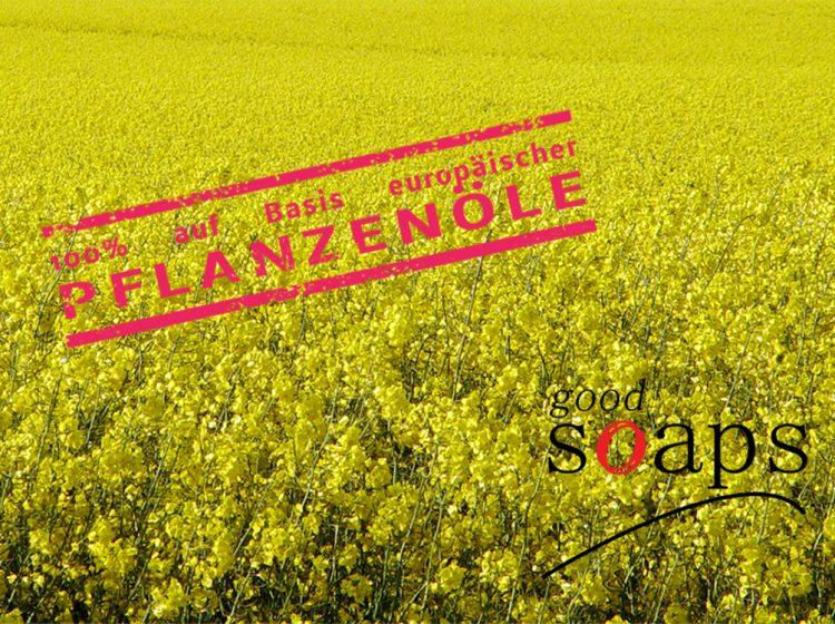 GoodSoapsPflanzenöl