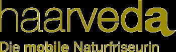 Logo Haarveda – die mobile Naturfriseurin