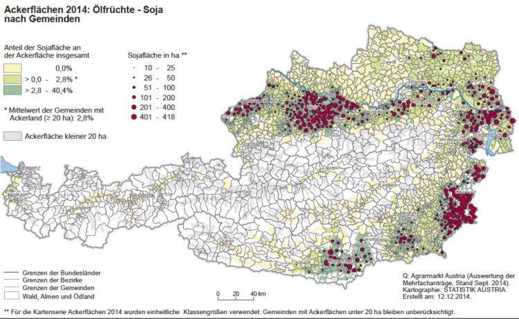 Statistik Austria_Soja-2014