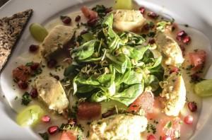 Kulinarische Gaumenfreude in der Olive