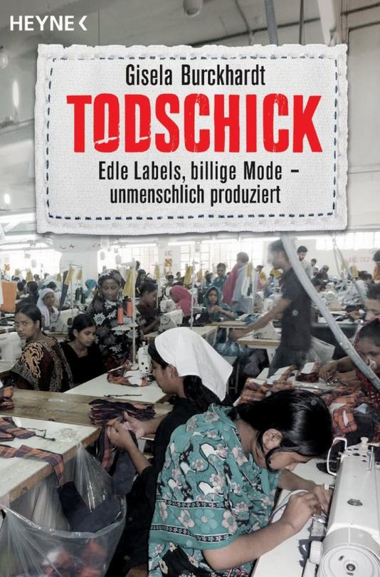 Cover: Todschick © Heyne Verlag