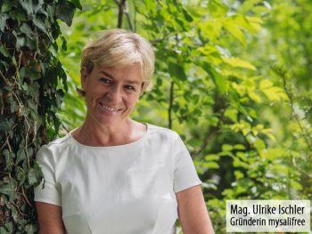 Mag. Ischler Ulrike, Gruenderin von mysalifree
