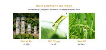 Bio-Pflege von mysalifree