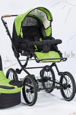 Naturkind-Kinderwagen Vita. Abbildung: naturkind.at