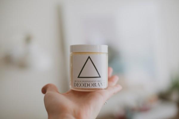 """DIY deodorant. Bild: Abi Porter, CC-BY 2.0 auf Flickr, Titel """"DIY deodorant (that actually works!)"""""""