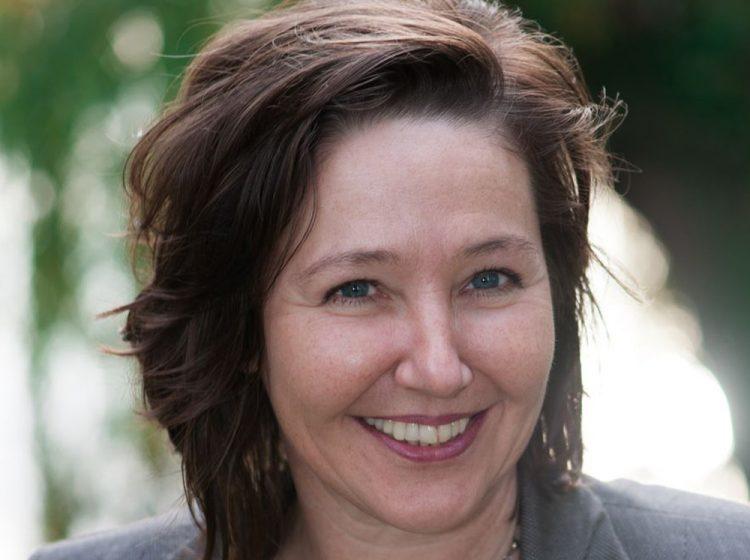 Doris Ruediger (Foto zur Verfügung gestellt von Natur von Kopf bis Fuss)
