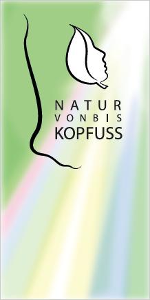 Logo Natur von Kopf bis Fuss