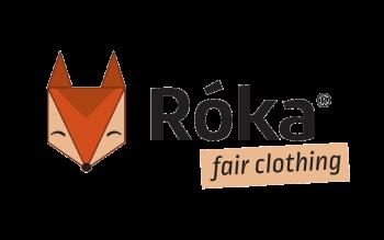 Logo Róka – fair clothing
