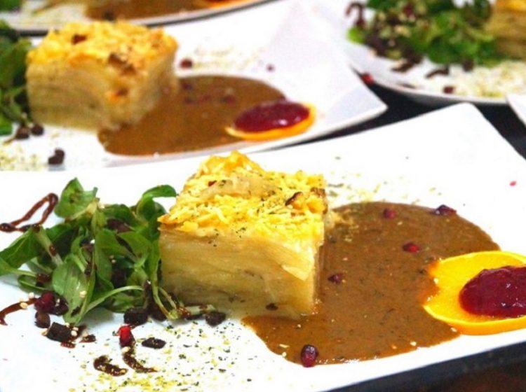 Dinner (Foto zur Verfügung gestellt von Trivida)