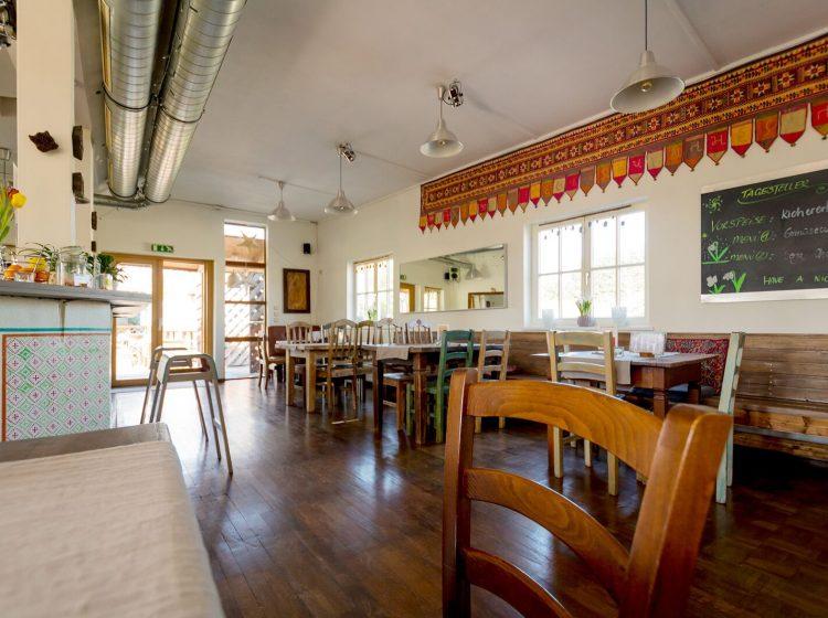 Restaurant (c) Dharamsala