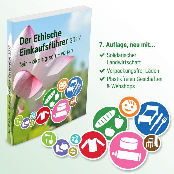Der Ethische Einkaufsführer 2017: 7. Auflage