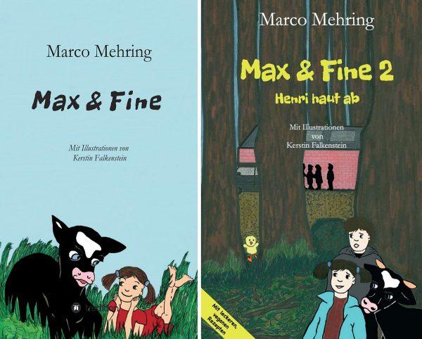 Max & Fine, Verlag tredition