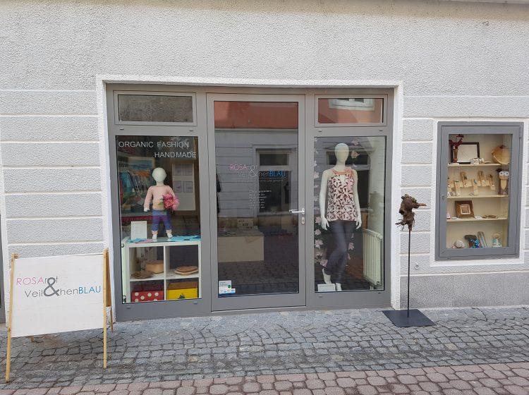 Shop (c) Rosarot und Veilchenblau
