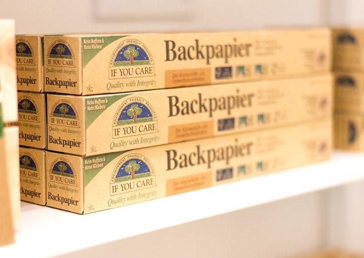 Backpapier (c) Sonnengruen