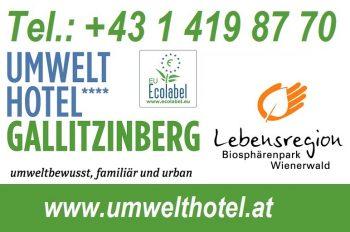 Logo Umwelthotel Gallitzinberg