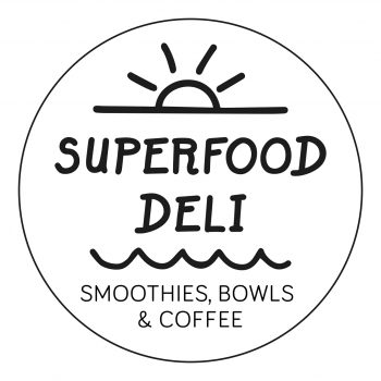 Logo Superfood Deli – Lerchenfelder Straße