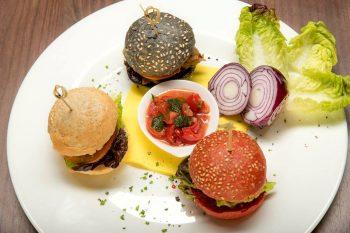 Burger (c) Thermenrestaurant Ernst Nossek