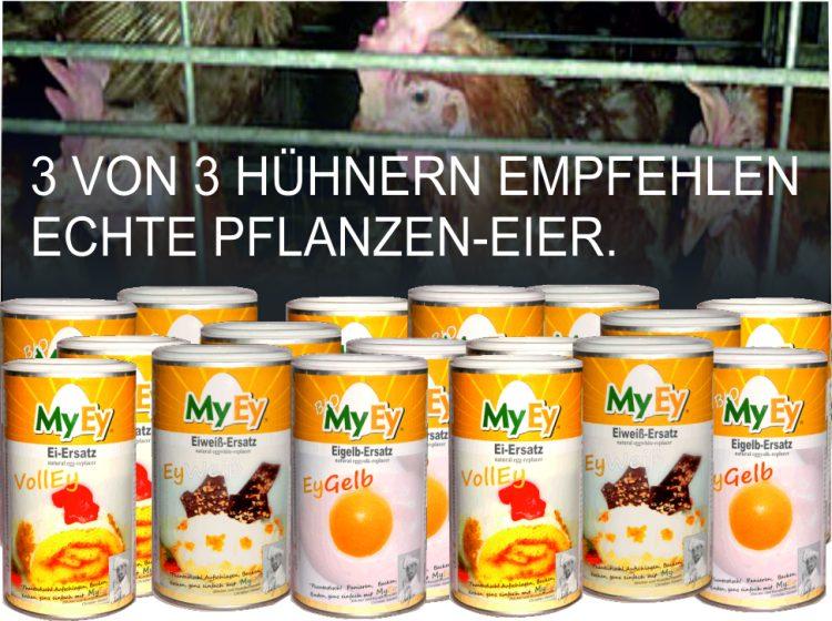 Huehner empfehlen MyEy (c) MyEy