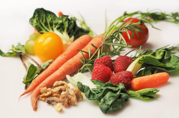 Nahrhaftes Gemüse