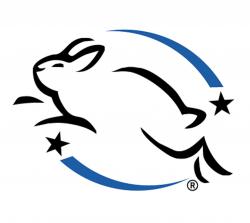 Leaping Bunny Kontrollsiegel gegen Tierversuche