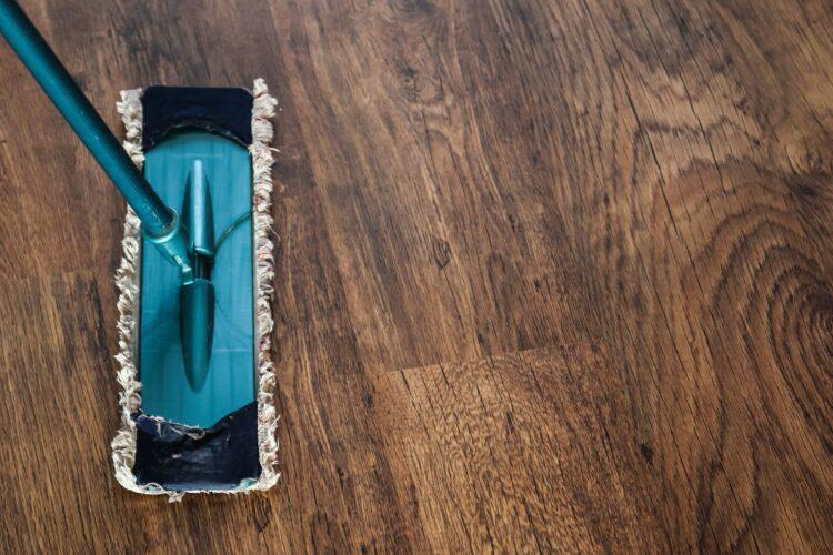Wischmop Holzboden