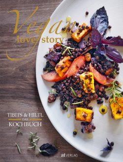 Buch Vegan Love Story