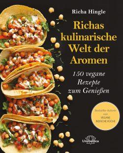 Cover Richas kulinarische Welt der Aromen