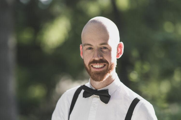 Barkeeper Ross im La Vimea