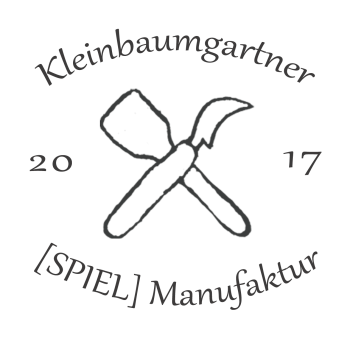 Logo Kleinbaumgartner Spielmanufaktur