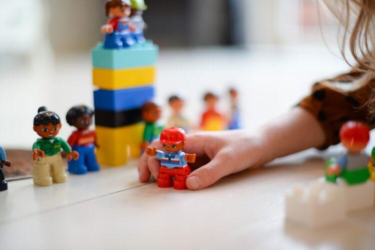 Schadstoffe im Spielzeug