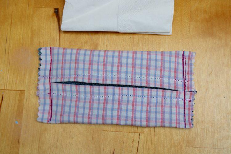 Taschentücher-Etui