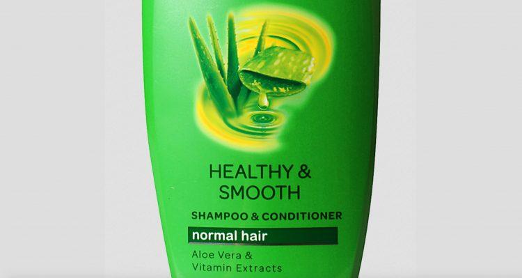 Etikett Kosmetikprodukt