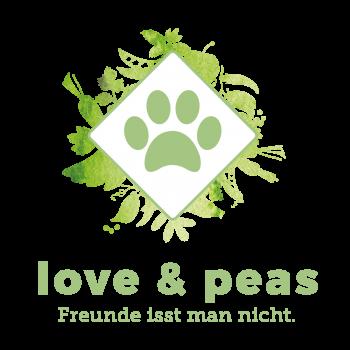 Logo Love & Peas