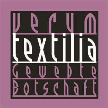 Logo verum textilia