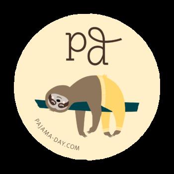 Logo pajama-day