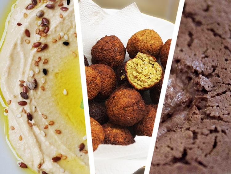 Einsatzmöglichkeiten von Kichererbsen: Hummus, Falafel, vegane Desserts